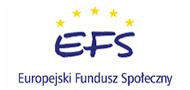 Logo Europejskiego Funduszu Społecznego.